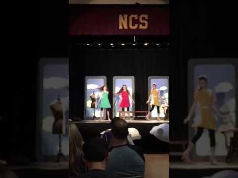 Variety show la la land Northlake Christian School - Kayley West & Friends