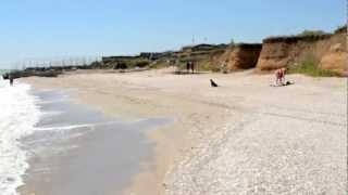 Азовское море - Пляж видео(, 2013-01-18T00:22:05.000Z)