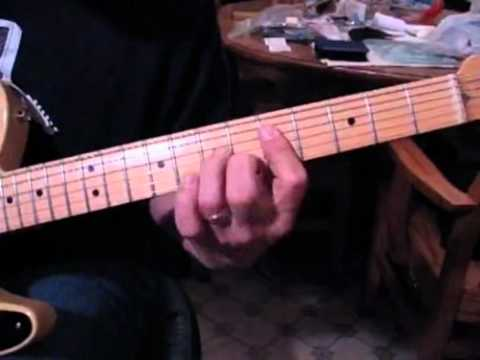 Brown Sugar (Rolling Stones - Lesson in Standard Tuning)