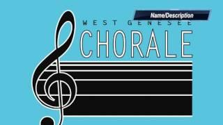 Carmina Burana XXV. O Fortuna - WG Chorale 2014-2015