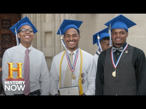 Principal Wyatt Jones' Detroit High School Put the City's Graduation Rate to Shame | History NOW