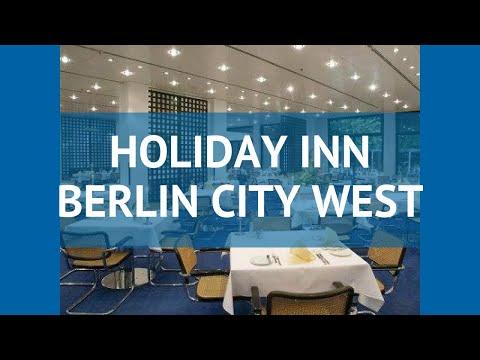 HOLIDAY INN BERLIN CITY WEST 4* Берлин обзор – ХОЛИДЕЙ ИНН БЕРЛИН СИТИ ВЕСТ 4* Берлин видео обзор