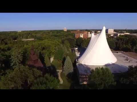 Fargo-Moorhead Drone Flyover