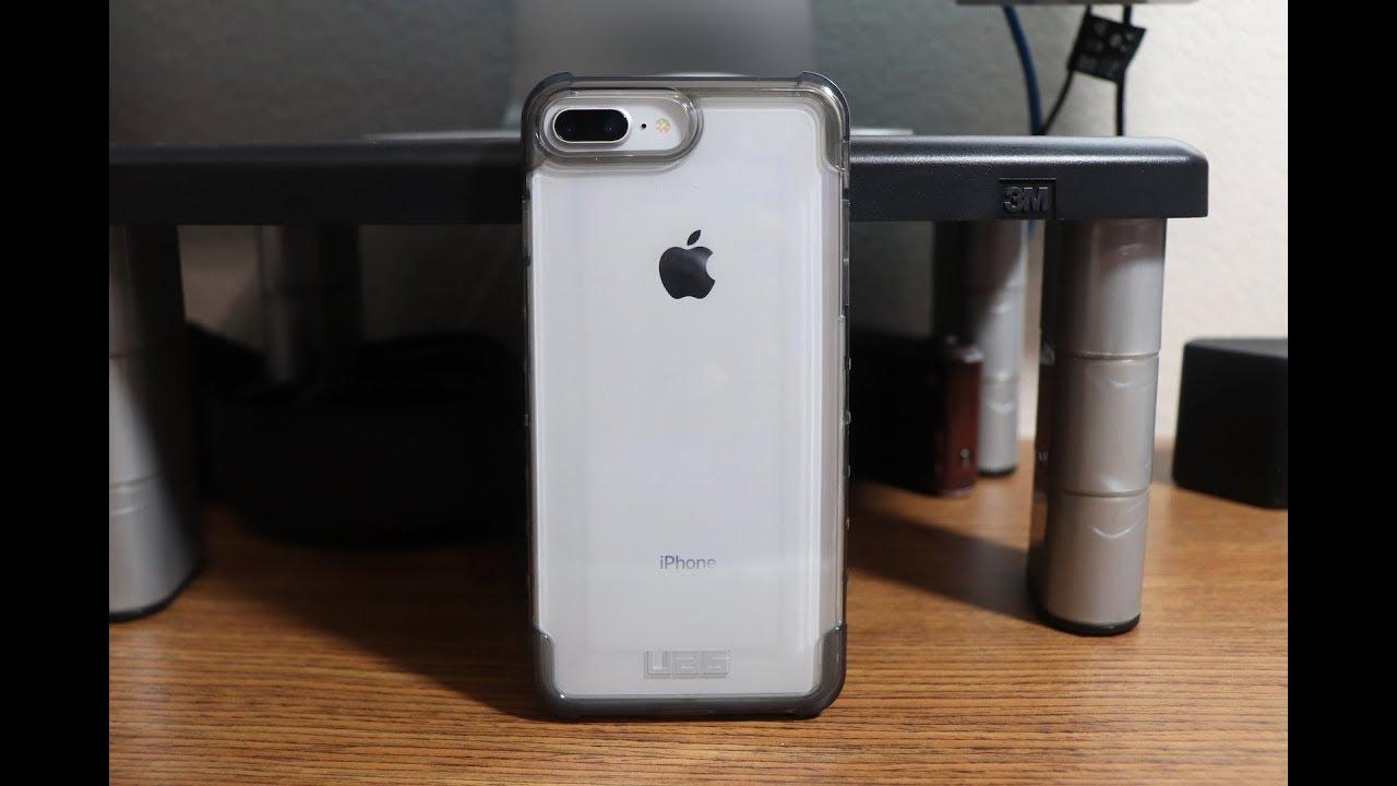 new concept 8f058 22c21 iPhone 8 Plus | UAG Plyo Series Case! CES 2018