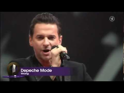 Depeche Mode - Wrong (Live-at-Echo-Awards,Berlin)