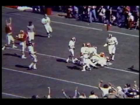 1976 #6 Georgia Bulldogs vs. #10 Alabama Crimson Tide- Larry Munson call and comments