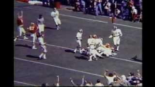 1976 #6 Georgia Bulldogs vs. #10 Alabama Crimson Tide- Larry Munson call and comments