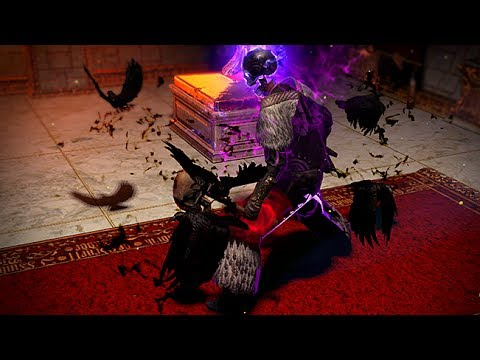 Path of Exile: Raven Raging Spirits