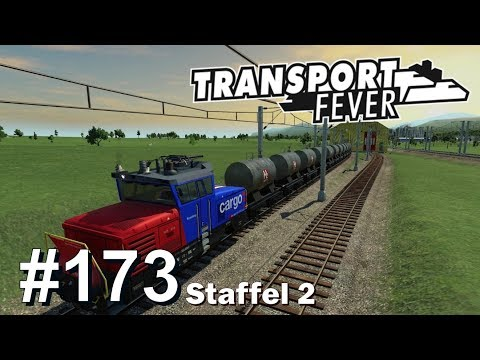 TRANSPORT FEVER S2/#173: Treibstoff für den Westen [Let's Play][Gameplay][German][Deutsch]