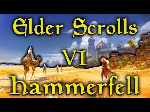 Elder Scrolls 6: Hammerfell - Our Ideal Elder Scrolls 6 Game Set In Hammerfell