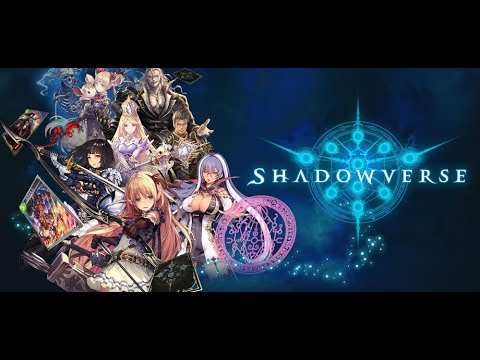 Shadowverse Pack Opening Part 1 Love The Moving Cards