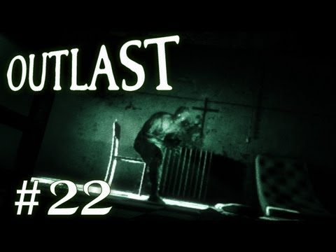 Outlast #22 Kinoabend in der Anstalt [German/Blind] - Outlast Let's Play