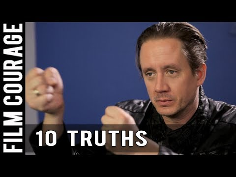 10 Truths About Being A Professional Actor In Hollywood by Chad Lindberg