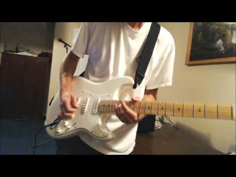 38 Special - Somebody Like You (guitar cover - Yamaha THR10)