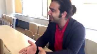 Sıla Hilal Yılmaz ve araştırma görevlisi Ercan Tatlı röportajı 2017 Video