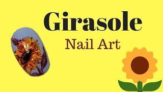 Nail art girasole | Nicol Nails