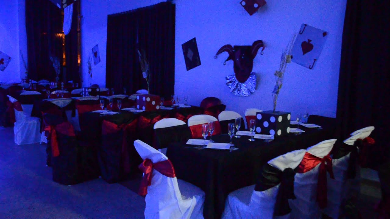eventos casino fantasia