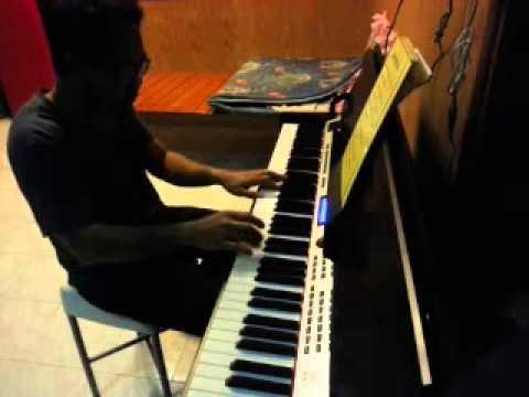 เพลง ลูกอม  (cover เปียโน มือสมัครเล่น)
