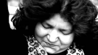 Are Logo Tumhara Kiya Main Janu Mera Khuda Jane  by Abida Parveen