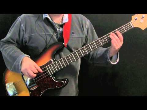 bass for beginners sunny afternoon youtube. Black Bedroom Furniture Sets. Home Design Ideas