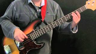 Bass For Beginners   Sunny Afternoon