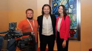 Actual interview with russian pop singer and composer Dmitriy Malikov