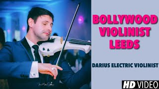 Bollywood Violinist Leeds   Darius Electric Violinist
