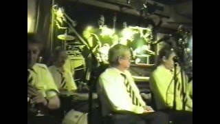 "Chris Blount`s N. O. Band (GB) ""Careless Love Blues"" Cotton Club Hamburg 09.03.1996"
