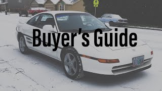 Second Generation Toyota MR2(SW20) Buyer's Guide!