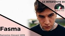 Fasma Intervista Sanremo Giovani 2019