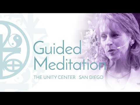 Guided Heart-Centered Meditation  |  The Unity Center, San Diego