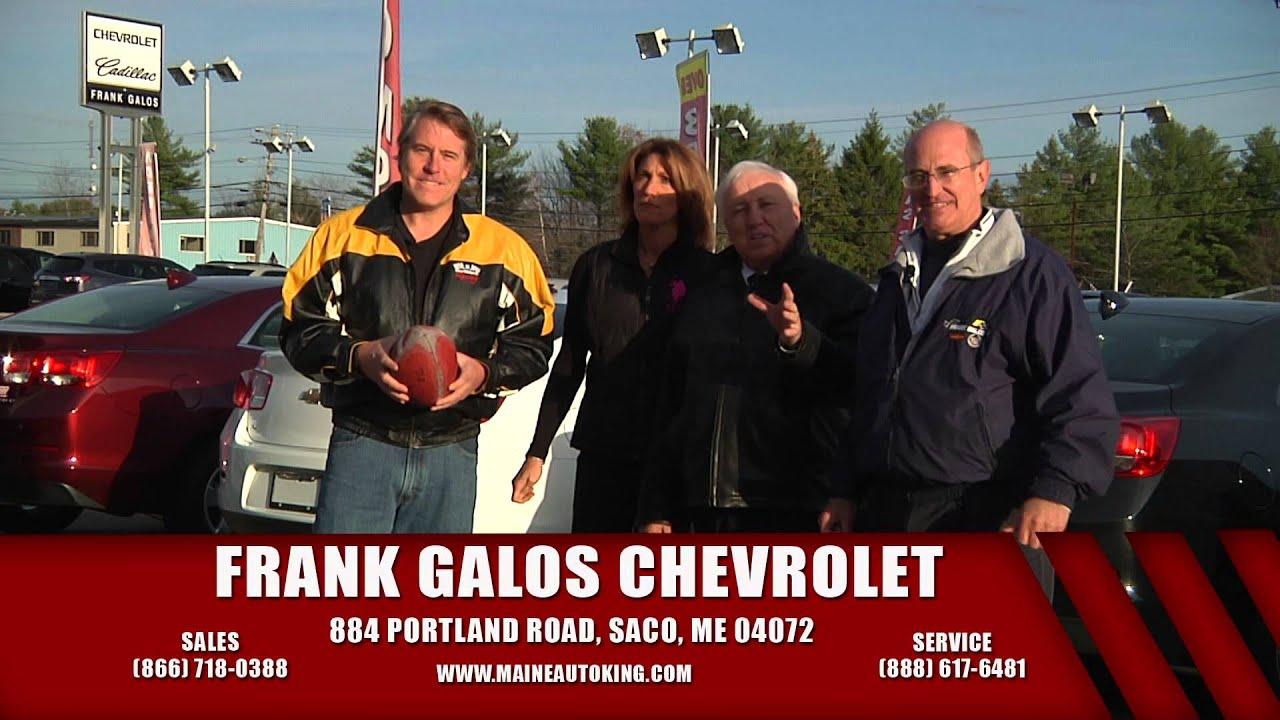 Frank Galos 30 second Spot - YouTube