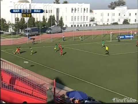 Mourad Abdallahi vs Maroc