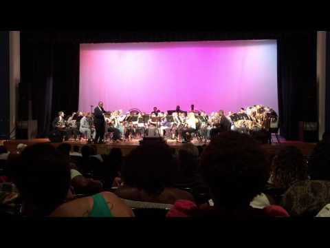 Famu 2017 Director's band- Brooke's Chicago Marine March