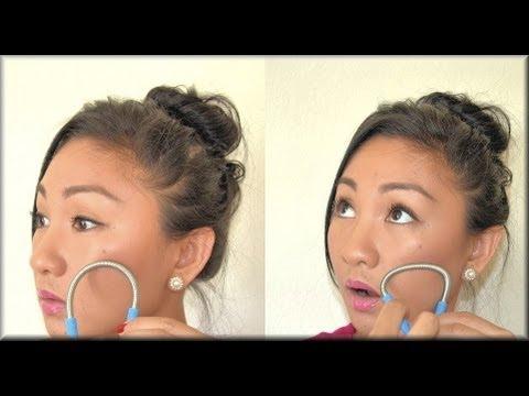 Bellabe facial hair