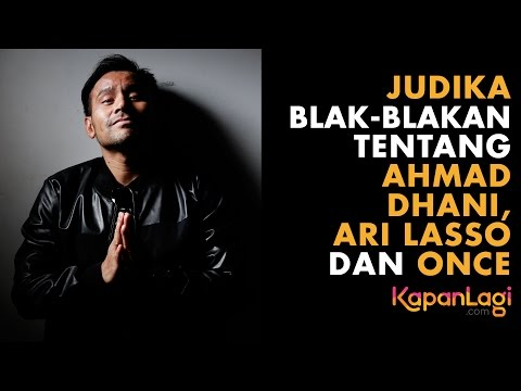 Judika Blak-Blakan Soal Ahmad Dhani, Ari Lasso & Once