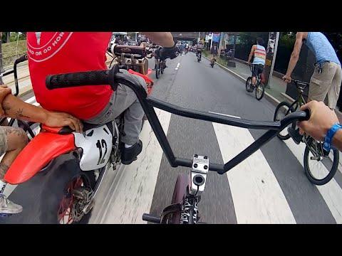 Savage BMX Jam in Philadelphia Streets