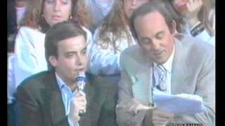 1989 Mayer intervista Gianluca Guidi Sanremo