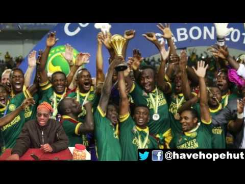 Cameroon 2-1 Egypt Post Match Analysis AFCON 2017 Final