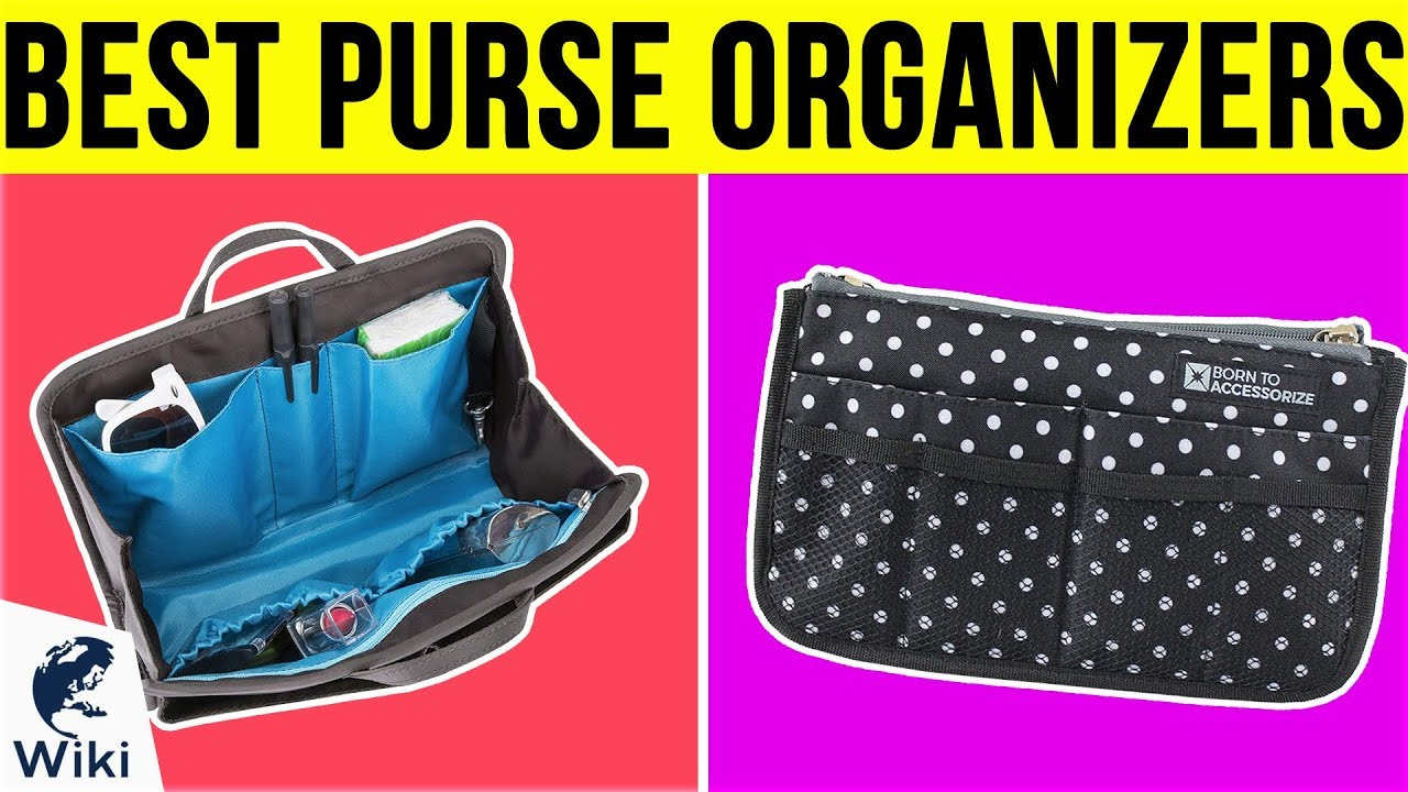 0c7455d5b9 Top 10 Purse Organizers of 2019 | Video Review