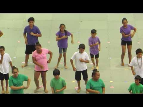 2017 Waiakea Elementary School Ho'ike - 5th Grade