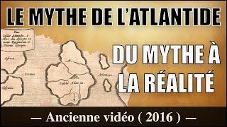 L'Atlantide du mythe à la réalité - Les Mystères du Monde