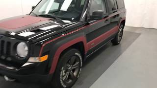 2016 Jeep Patriot|| Davis GMC Buick Lethbridge