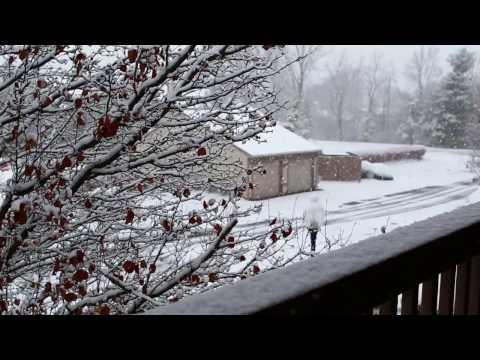 Snow in Ohio