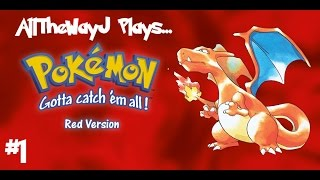 Pokemon Red #1 LET'S PICK OUR STARTER
