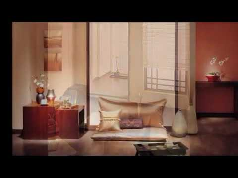 korean traditional house interior design 한옥 인테리어 디자인 - YouTube