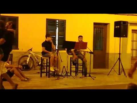 """Joss Crespi & Dani Juanico""""Ciutadella ho viu aixi"""""""