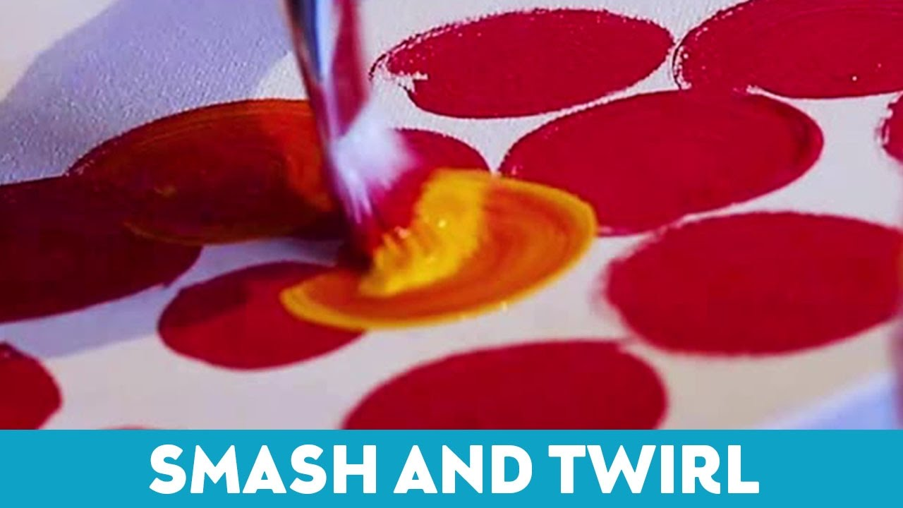 Art For Non Artists Art Tips For Non Artists The Smash And Twirl Youtube