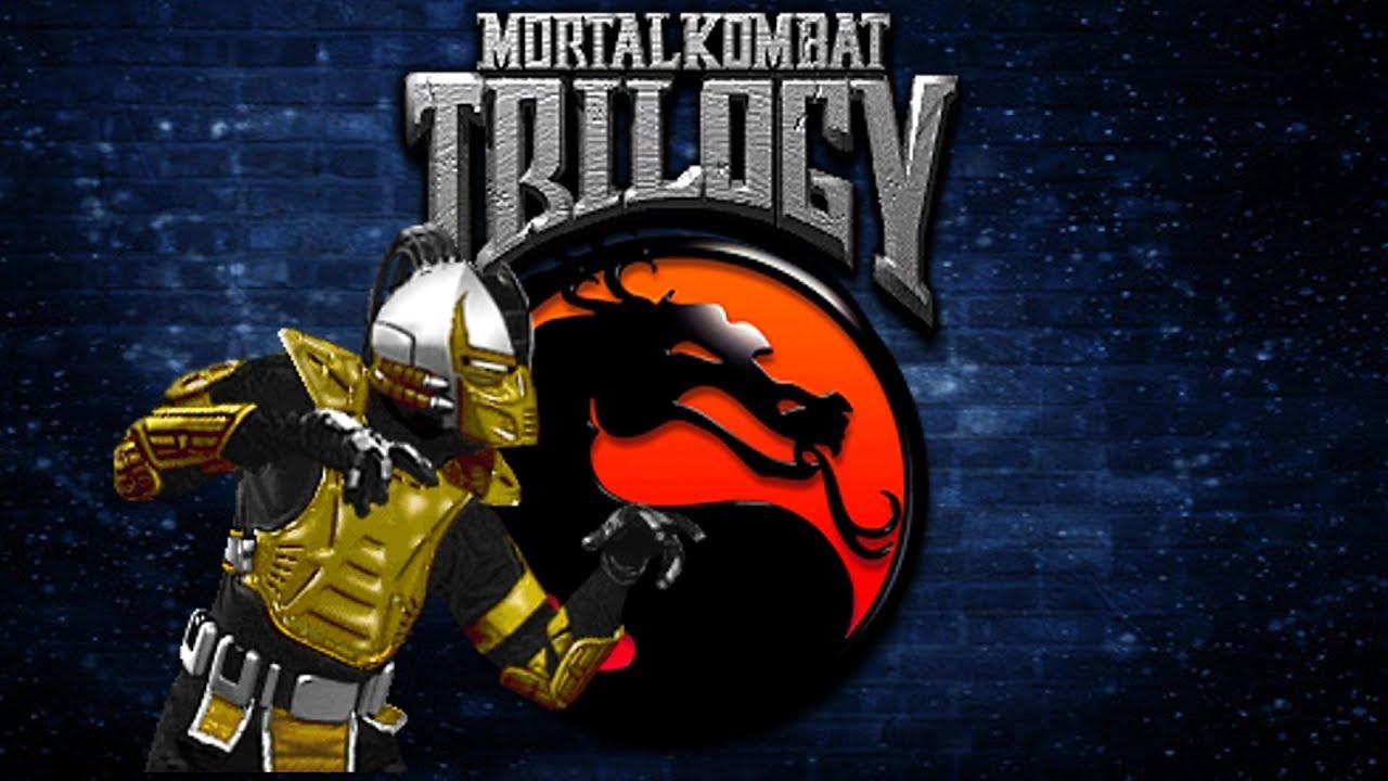 mortal kombat trilogy apk sin emulador