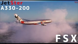 【FSX/P3D】関西国際空港~福岡空港 JetSter GK553便 【実況】【初心者】
